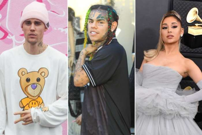 Justin Bieber Addresses Tekashi 6ix9ine's Chart Manipulation Accusations As Well After Ariana Grande's Response To Being Targeted By The Rapper!