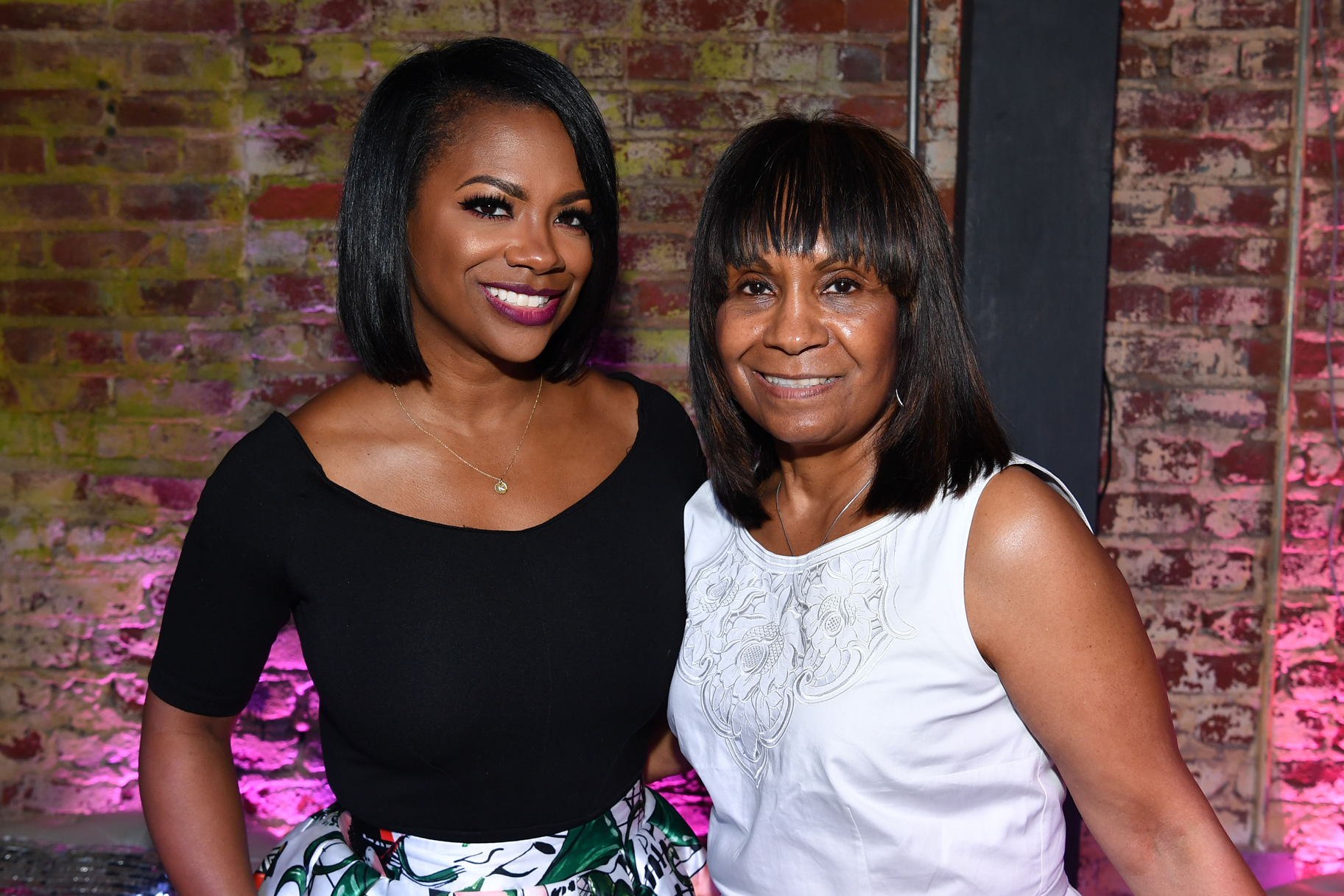 Kandi Burruss Dedicates A Song To Mama Joyce For Mother's Day - Check Out Her Video