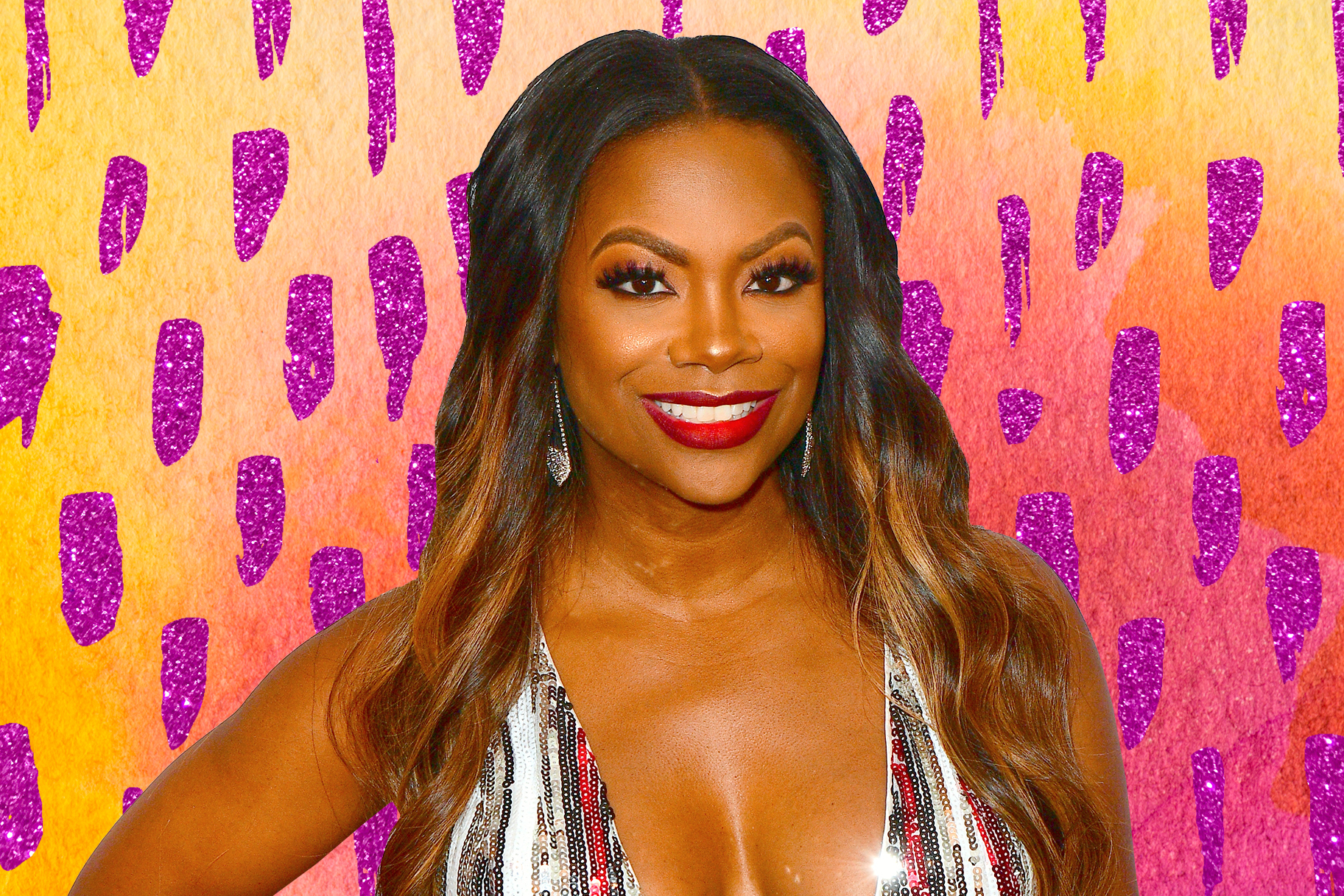 Kandi Burruss Shares Her Journey To The Golden Mask