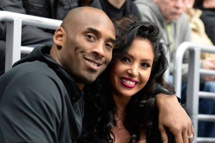 Vanessa Bryant Reveals Sweet Dedication To Her From Kobe's Book