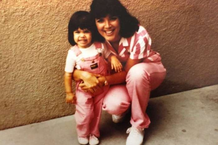 Kourtney Kardashian Shares Sweet Throwback Photos With Mom Kris Jenner For Mother's Day