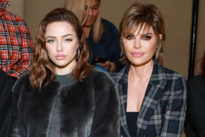Lisa Rinna Claps Back At Trolls Accusing Her Of 'Pimping Out' Her Daughter In Dancing Video!