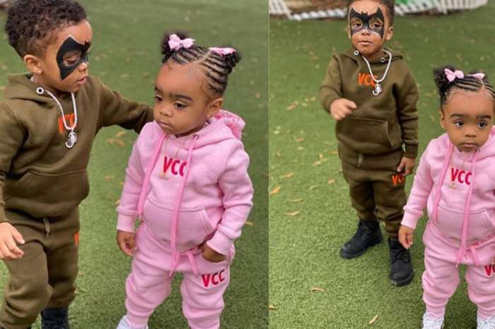 Toya Johnson's Video Featuring Baby Reign Rushing Being Mad At Her Dad, Robert Rushing Makes Fans' Day