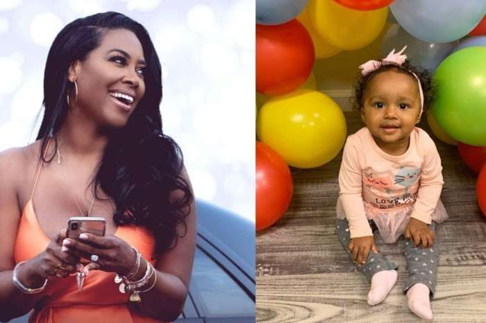 Kenya Moore's Daughter, Brooklyn Daly's Latest Photo Session Reveals The Miracle Baby's Happy Place