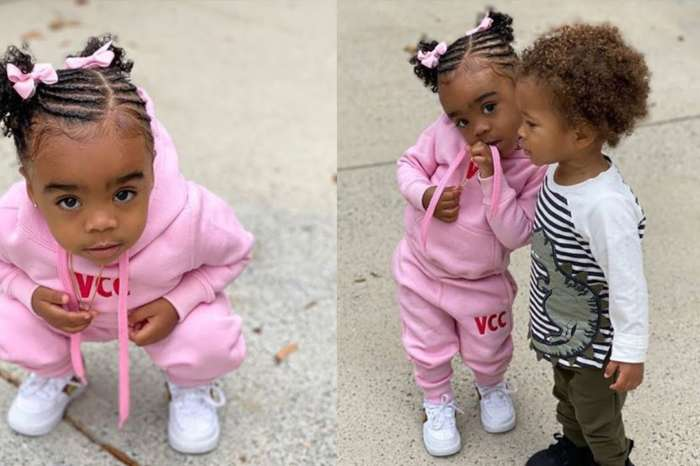 Toya Johnson Makes Fans Day With A Video In Which Her Baby Girl, Reign Rushing Is Working Out - Watch It Here!