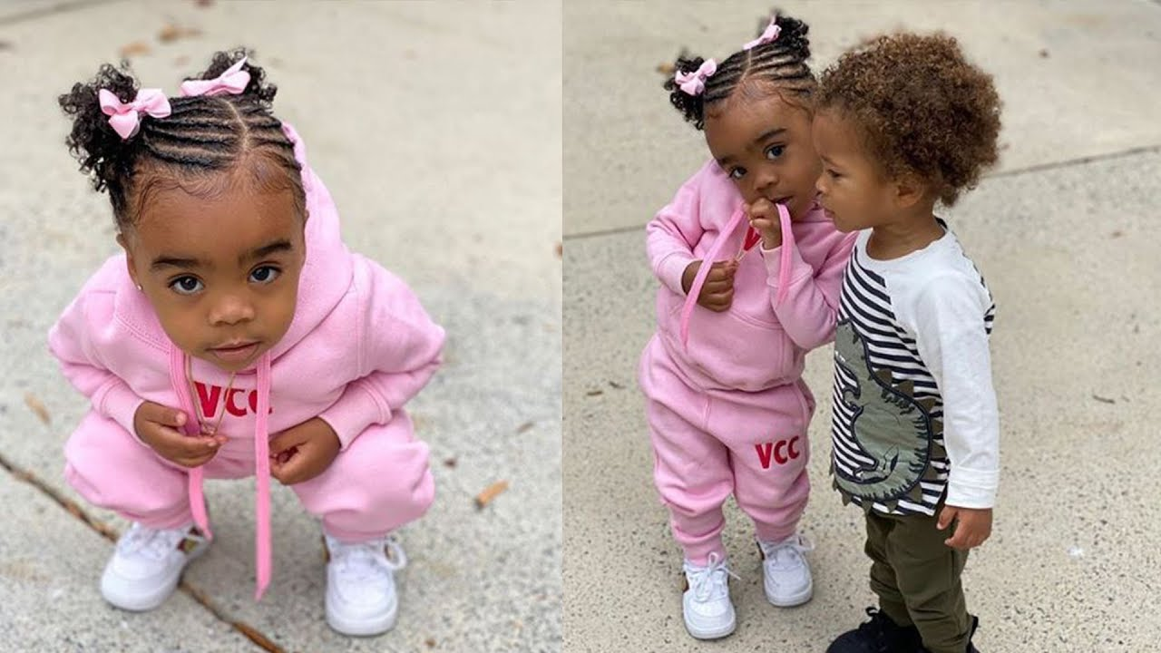 Toya Johnson Makes Fans Day With A Video In Which Her Baby Girl, Reign Rushing In Working Out - Watch It Here!