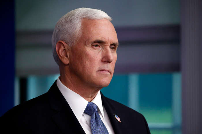 Mike Pence Spokesperson Confirmed To Be Infected With COVID-19 Only A Day After Donald Trump Valet Also Tests Positive!