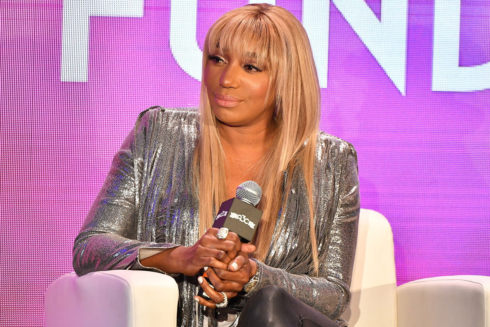 NeNe Leakes Is Serving Looks And Issues A New Reminder For Fans