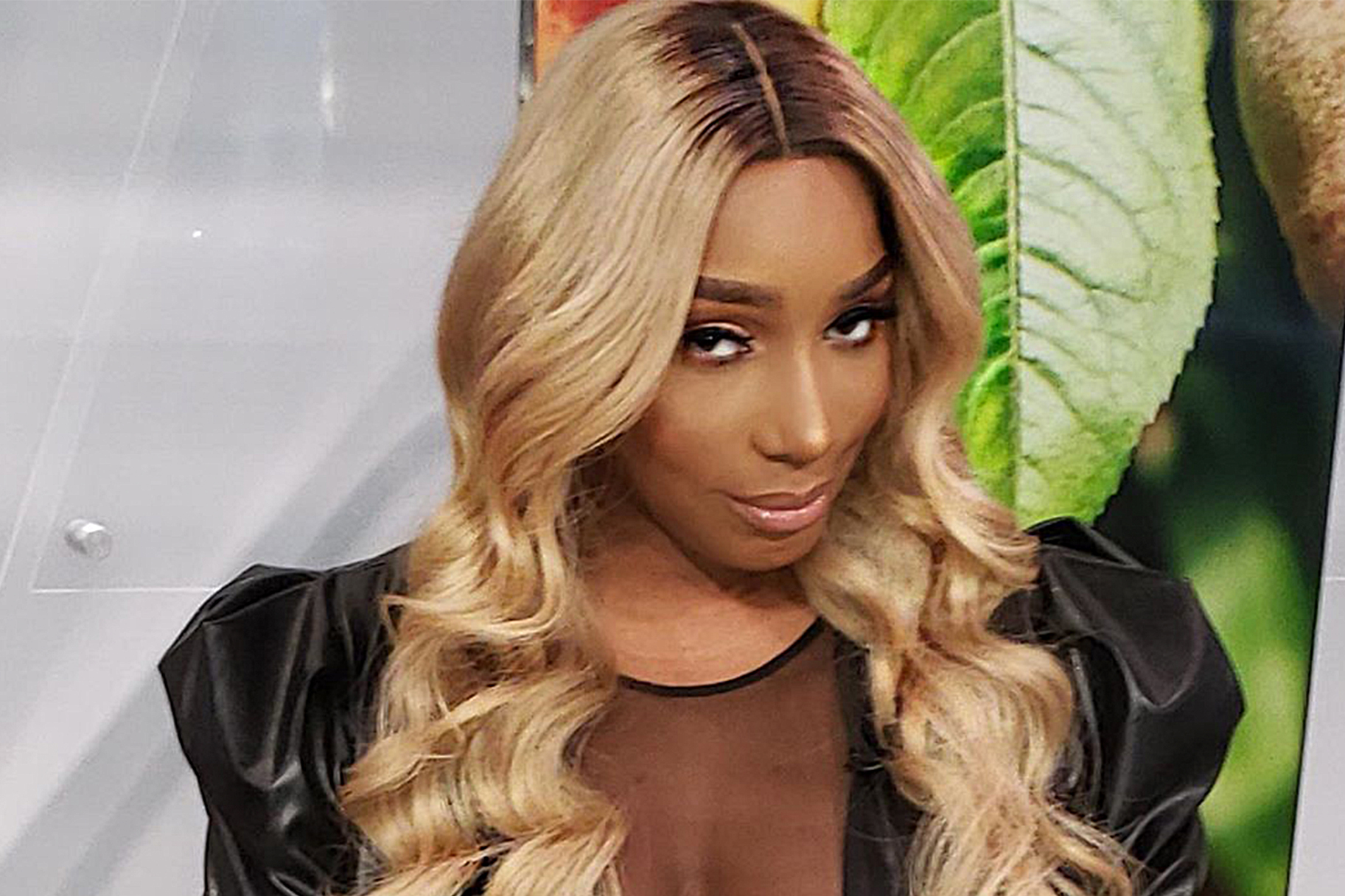 NeNe Leakes Shows Off A New Look During Her Video With Lamar Odom And Sabrina Parr - See The Clip Here!