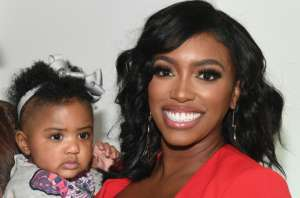 Porsha Williams Will Melt Your Heart With This Throwback Photo Since She Was Two Years Old - Pilar Jhena Is Her Twin