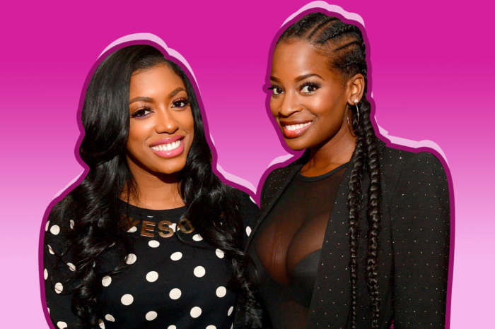 Porsha Williams Invites Fans To Watch Shamea Morton's Scripted Series 'Mocha'