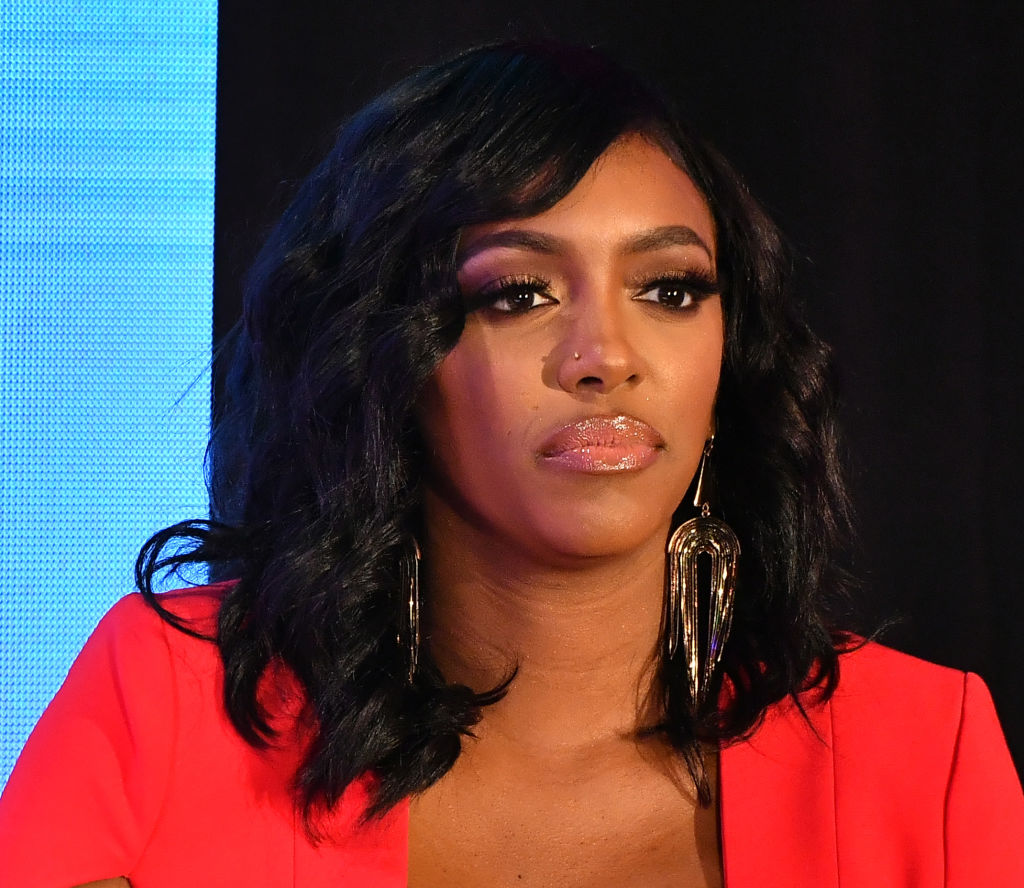 Porsha Williams Reminds Fans To Watch The RHOA Virtual Reunion On May 10th