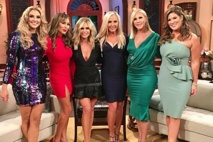 RHOC: Here's Why The Ladies Broke Social Distancing To Reunite - 'They Were Not Worried,' Source Says!