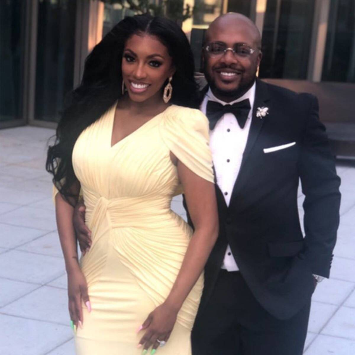 Porsha Williams Impresses Fans With A Fendi Mask - Check It Out Here