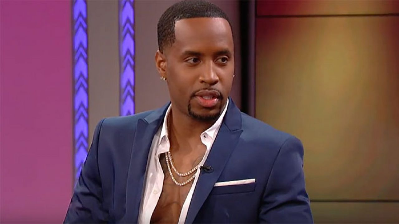 Safaree Has A Message For His Haters - Read It Here