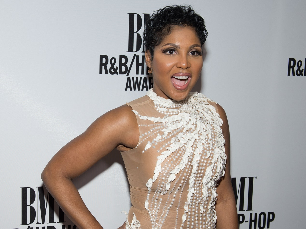 Toni Braxton's IG Account Is Taken Over By Jeremy Joseph Today