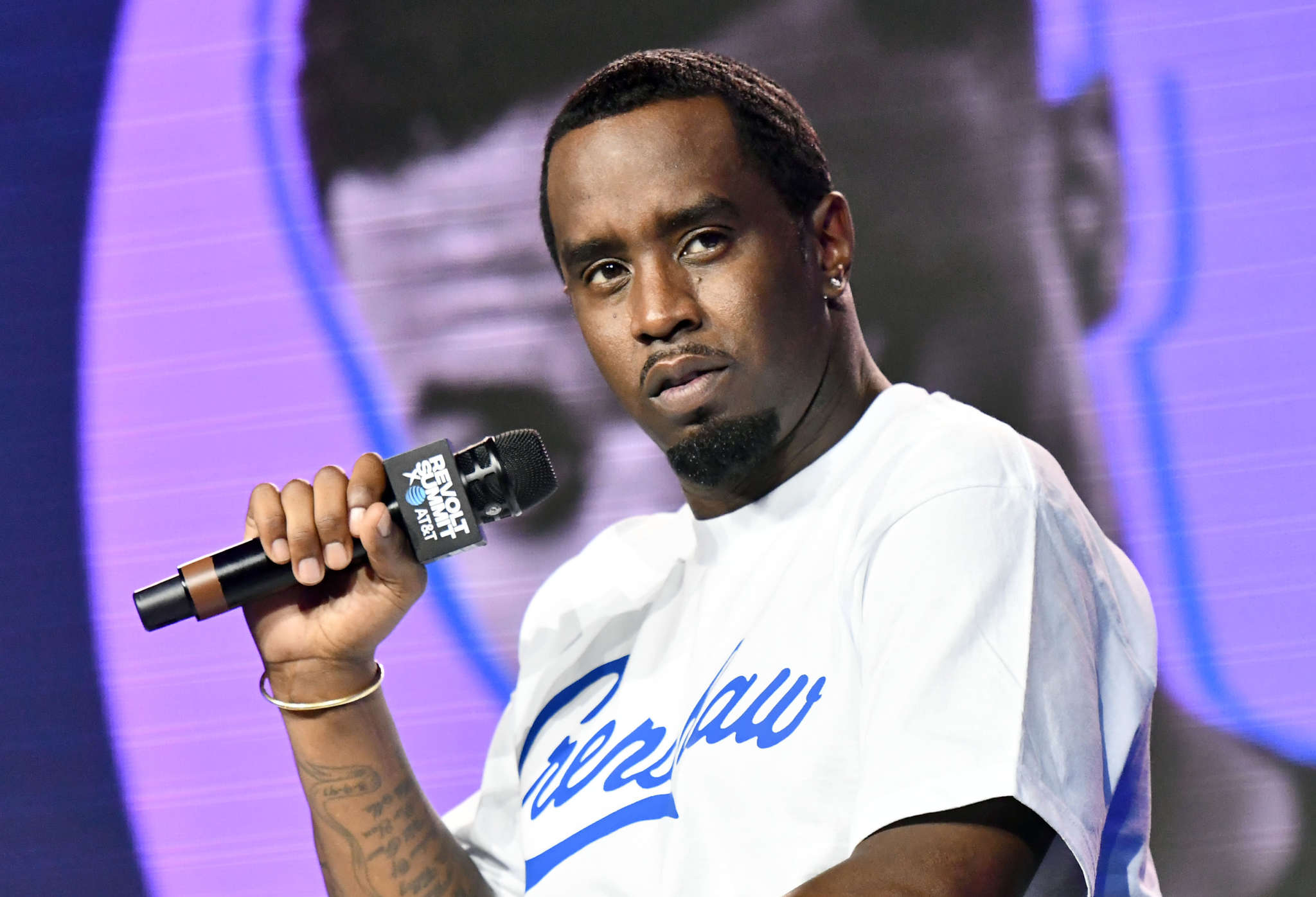Diddy Tells His Fans That The Time For Change Has Come - See The Video That He Shared
