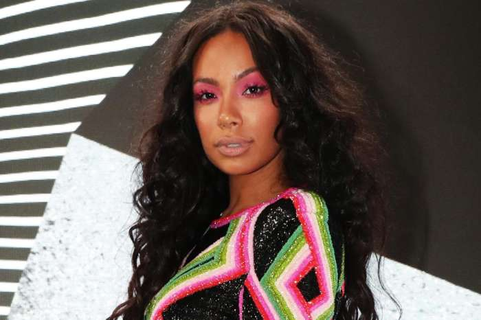 Erica Mena Reveals To Fans How She Keeps Her Skin Smooth And Soft