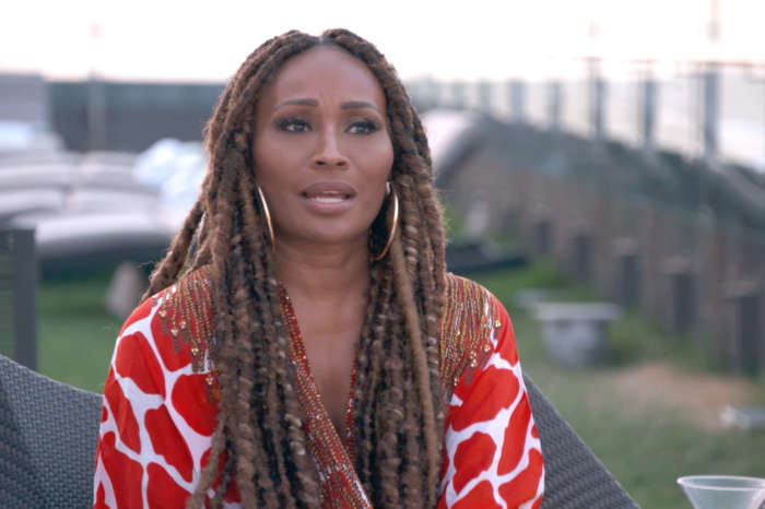 Cynthia Bailey Is Back In Atlanta And Proudly Tells Fans That She Voted