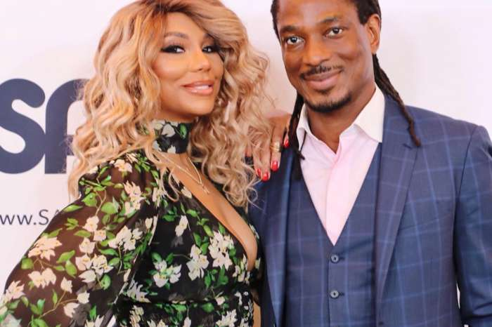 Tamar Braxton's BF, David Adefeso Teaches Fans How To Pick The Best Stocks