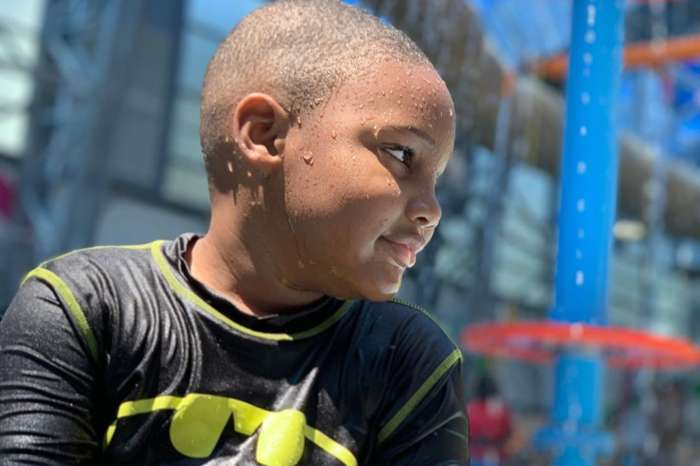 David Adefeso Publicly Shows His Love For Tamar Braxton's Son, Logan For His Birthday