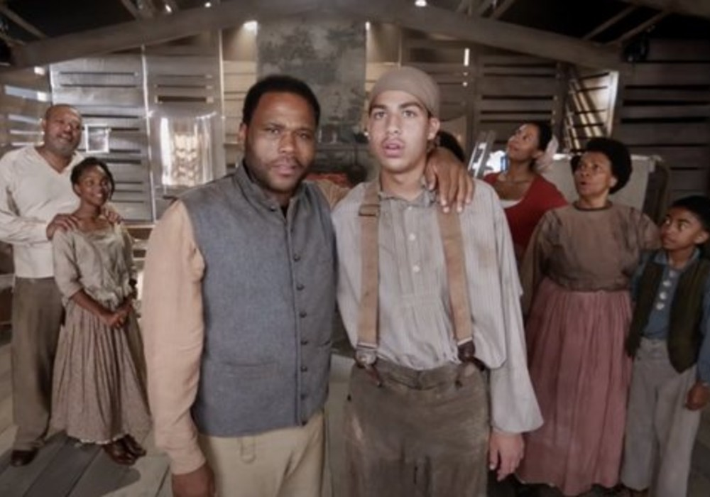 ABC Re-Aired Two Episodes Of Black-ish On Blackout Tuesday That Focus On Police Brutality And Slavery