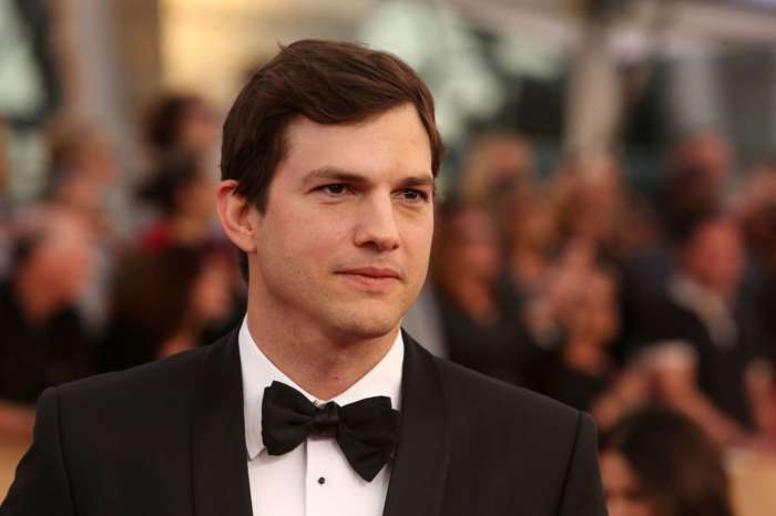 Ashton Kutcher Gives Emotional Speech Educating People Who Insist On Saying All Lives Matter