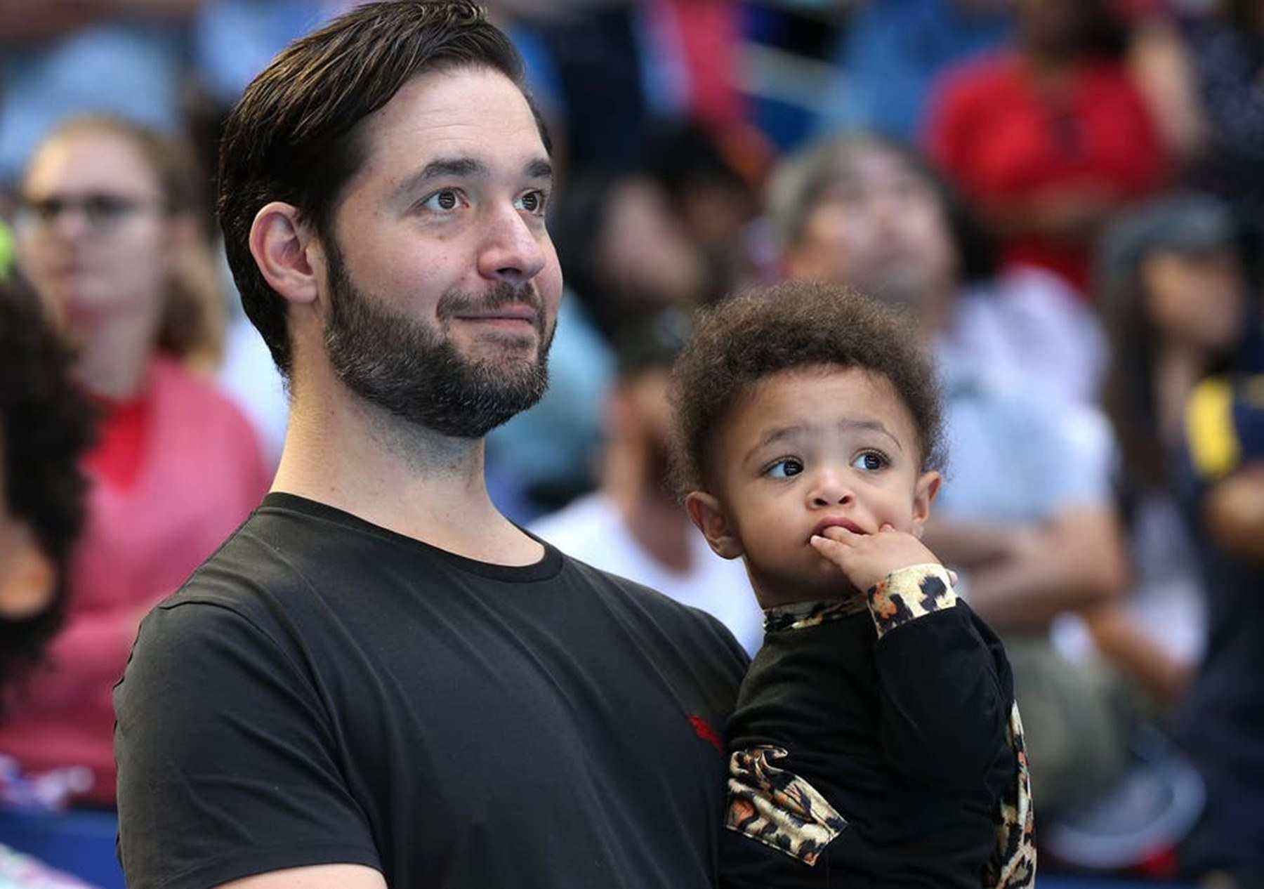 Alexis Ohanian Jr. Serena Williams Reddit
