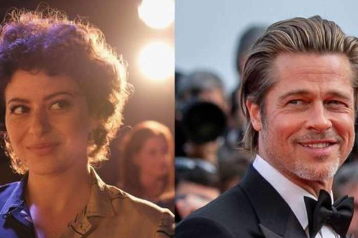 Alia Shawkat Finally Clears Up Those Brad Pitt Dating Rumors