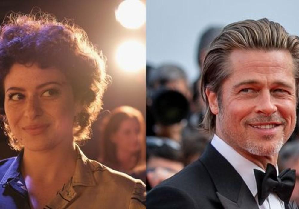 Alia Shawkat Finally Responds to Rumors She's Dating Brad Pitt