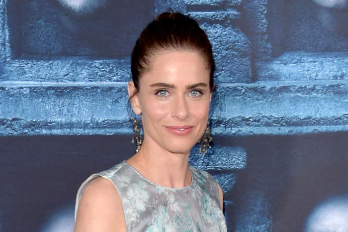 Amanda Peet Says She's A Very 'Jealous' Person
