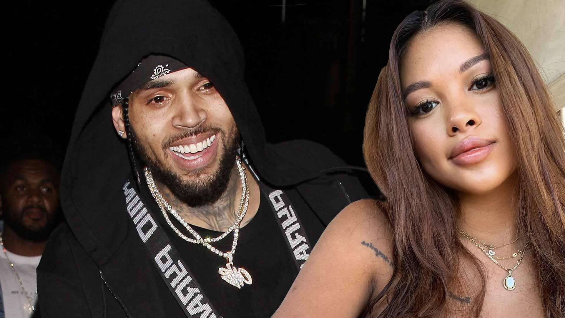 Chris Brown's Baby Mama, Ammika Harris Impresses Fans With The Latest Photo Session