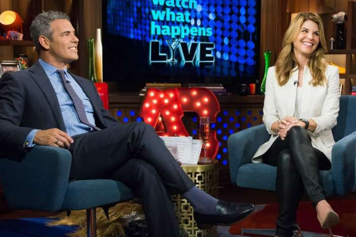 Andy Cohen Adresses Rumors Of Lori Loughlin Appearing On Real Housewives