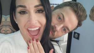 Nikki Bella And Fiance Artem Chigvintsev Press Pause On Their Wedding Plans - Here's Why!