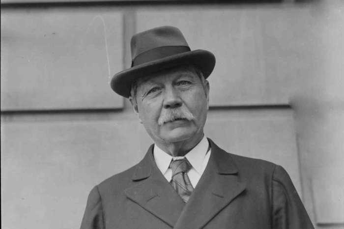 Arthur Conan Doyle's Estate Sues Netflix For Copyright Infringement
