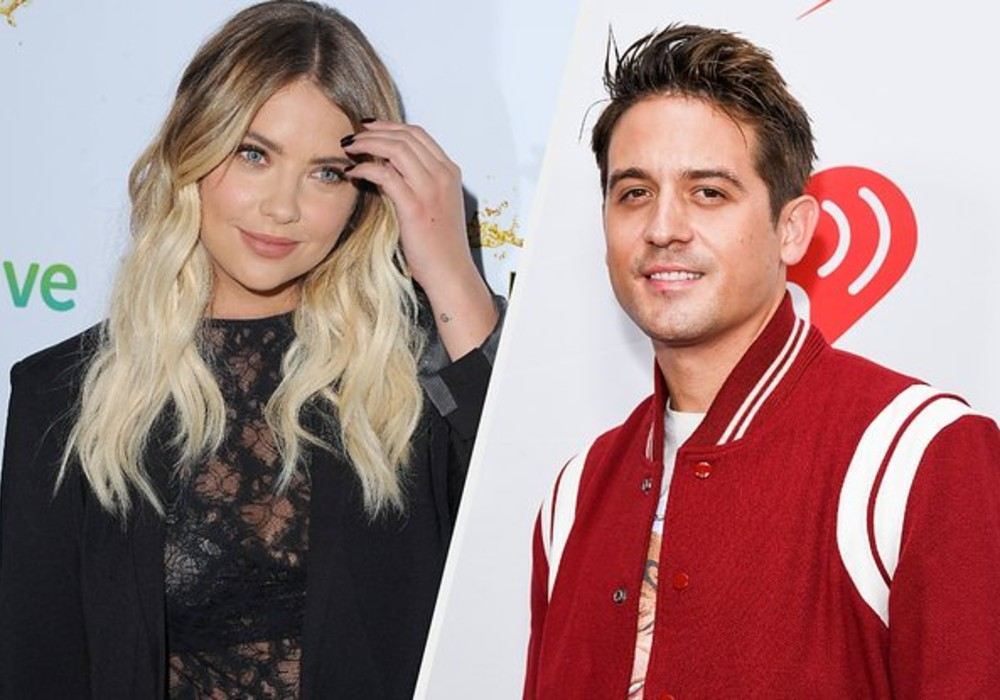 Ashley Benson And G-Eazy Fuel Dating Rumors, As The Rapper Drops A New Album