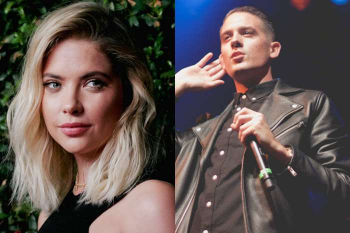 Ashley Benson Brings G-Eazy To Her Sister's Wedding