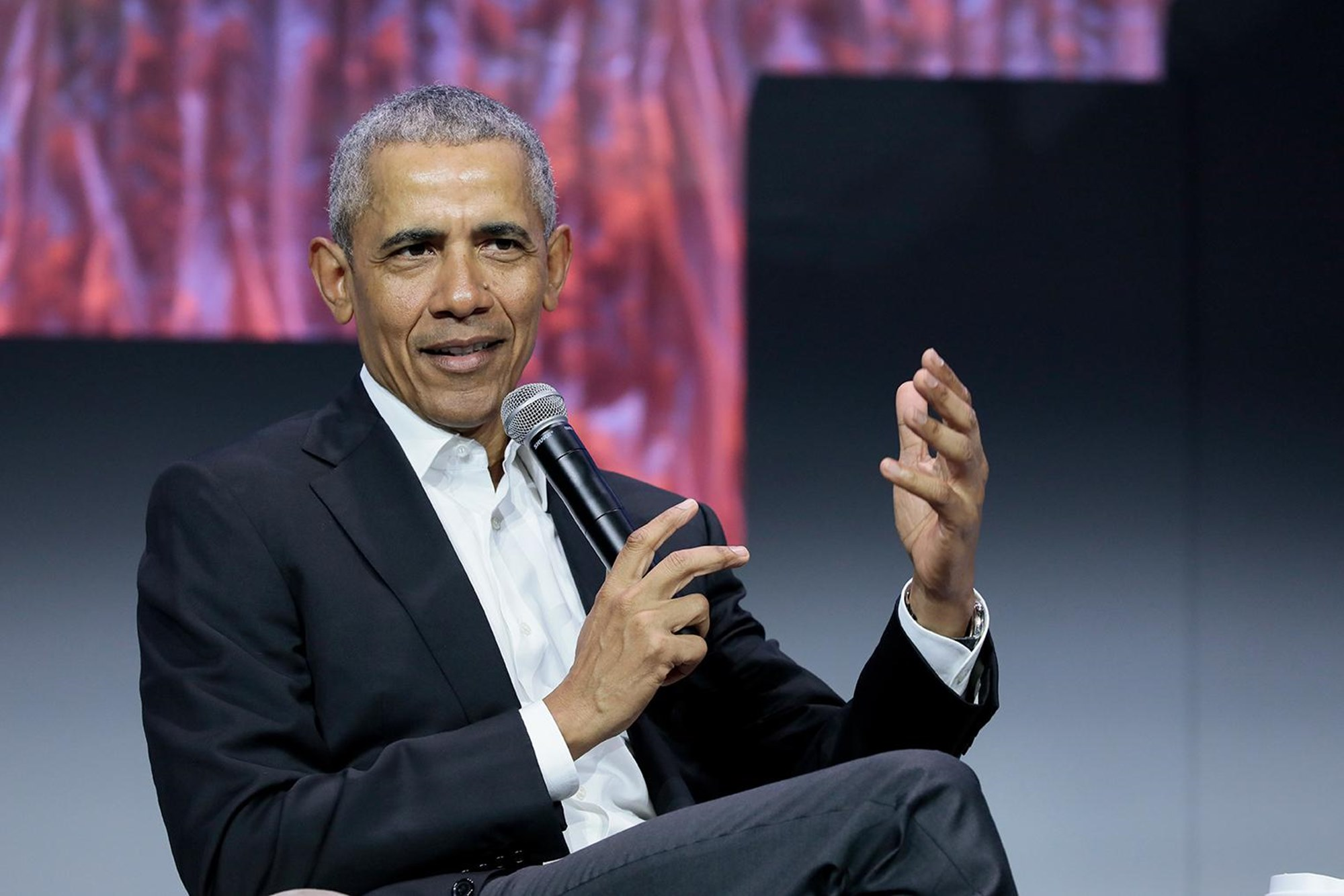 Barack Obama Joe Biden George Floyd