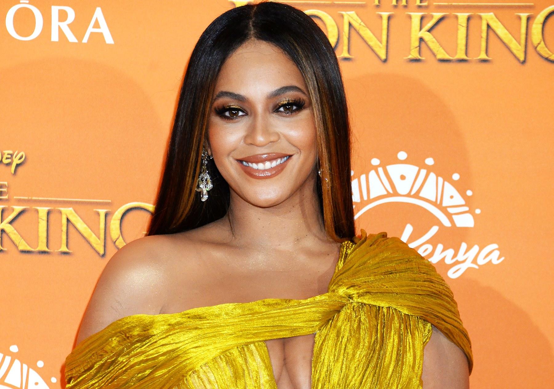 Beyoncé BET Awards Humanitarian Award