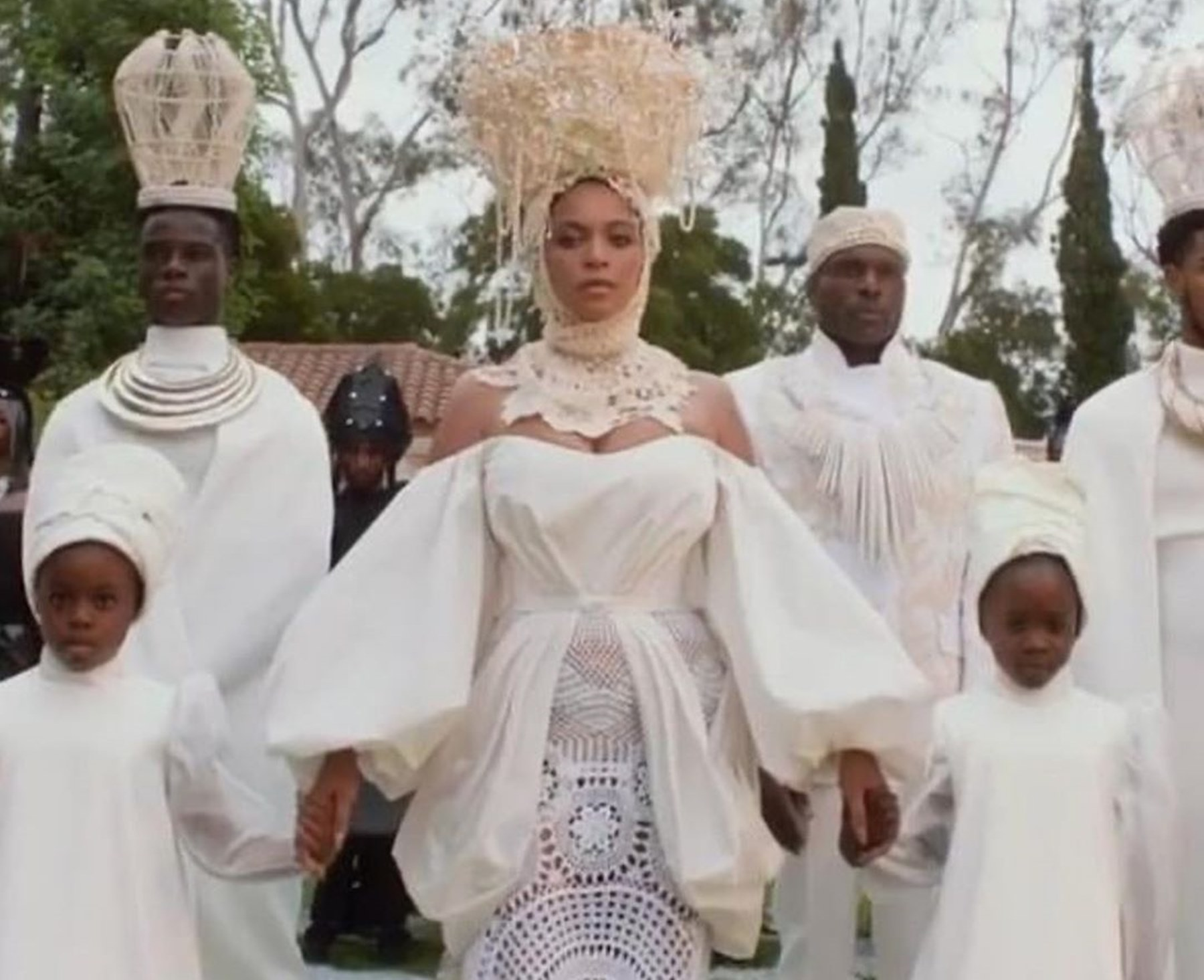 Beyoncé 'Black Is King' Visual Album Jay-Z