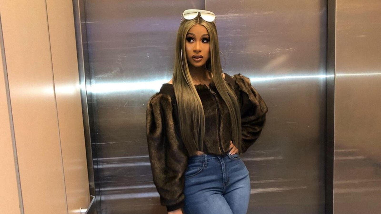 Cardi B reacts to being 'cancelled' in emotional video
