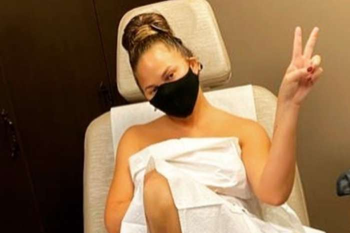 Chrissy Teigen Gets Candid About Pap Smears And Breast Exams As She Shares Photo From Gynecologist's Office