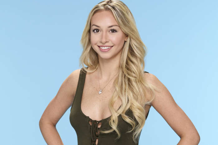 Corinne Olympios Is Thrilled To See Matt James On The Bachelor