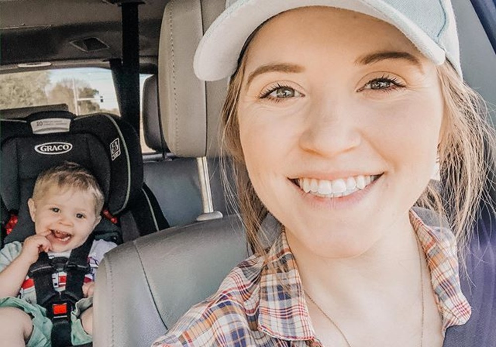 Counting On - Joy Anna Duggar Gives Fans A Baby Bump Update As She Heads Into Her Third Trimester