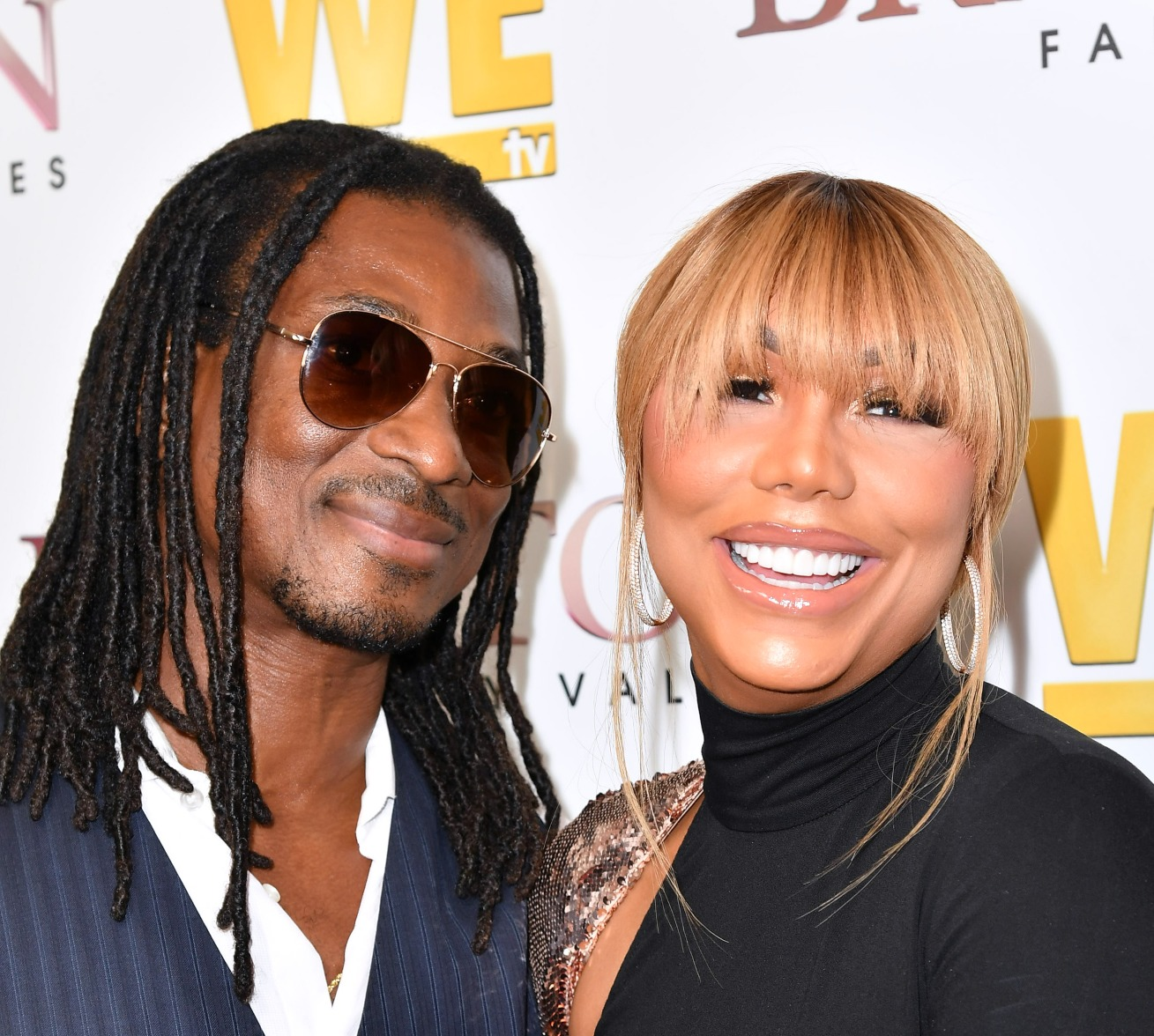 Tamar Braxton And David Adefeso Honor The Memory Of The Brave Forefathers