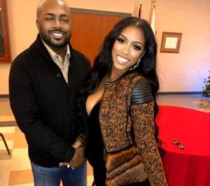 Porsha Williams Shares Footage And Images From The Atlanta Protests - She Was There With Dennis McKinley - Fans Are Freaking Out!