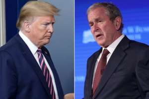 George W. Bush And Kanye West Have Now Switched Places With This Powerful Statement About The Killing Of George Floyd