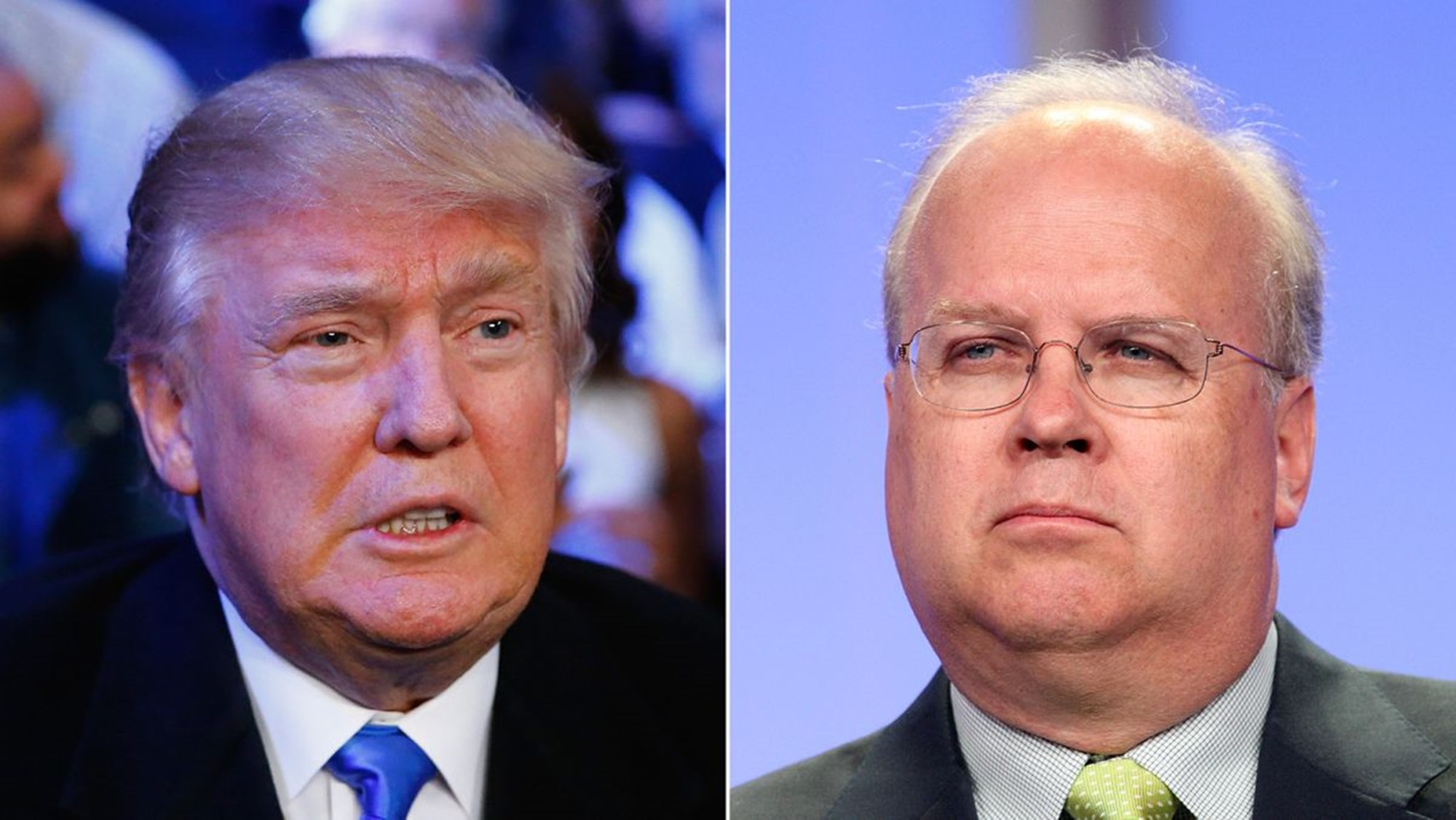 Donald Trump Karl Rove Joe Biden Election 2020