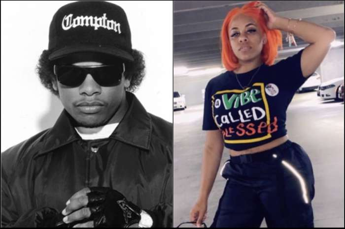 Megan Thee Stallion Gets Dragged In Beef Between Eazy E's Daughters Over Rights To His Music!