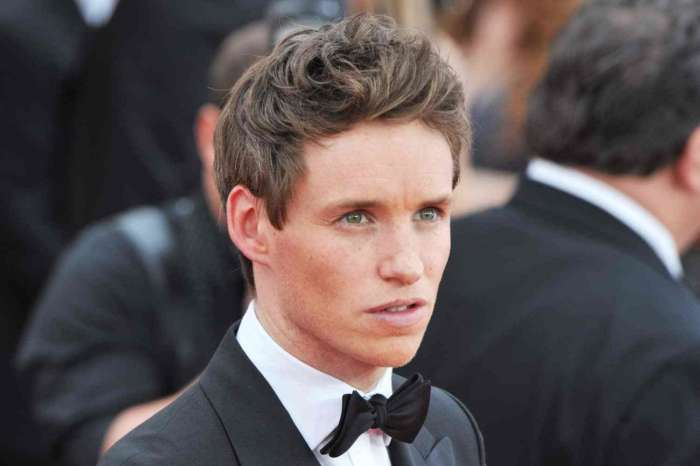Eddie Redmayne Calls Out J.K. Rowling After Her Anti-Trans Comments